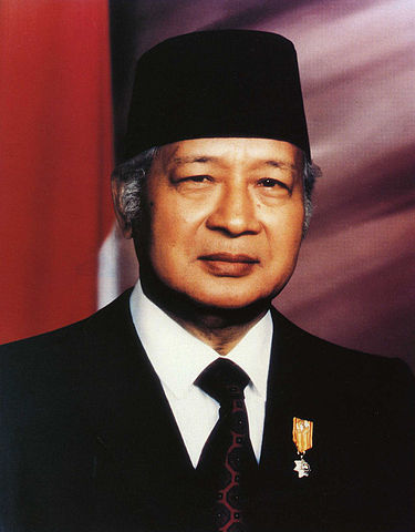 Suharto was the second President of Indonesia, having held the office for 31 years from 1967.