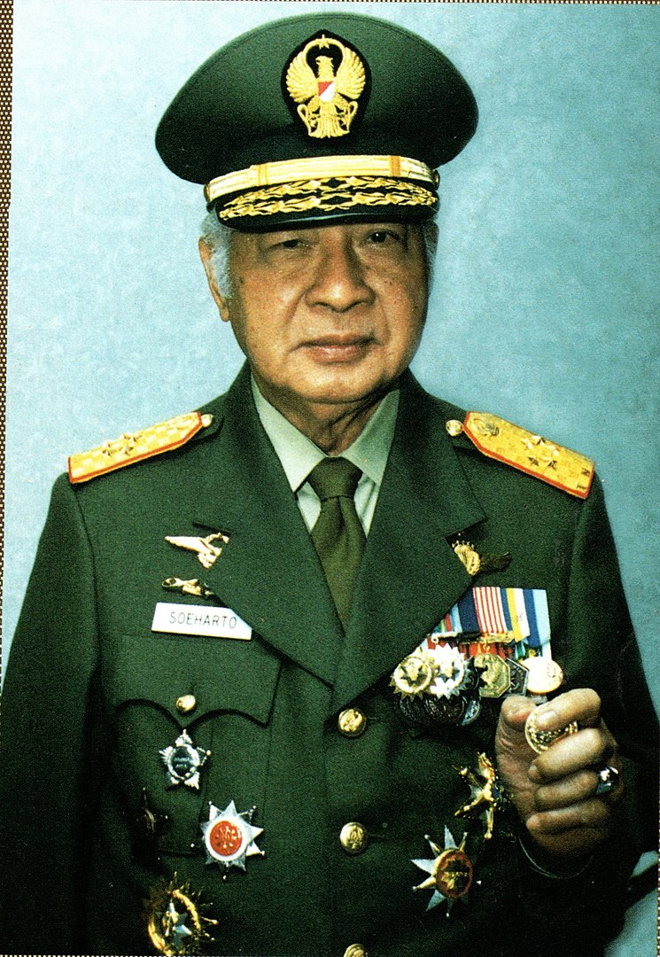 745px-Suharto_with_military_uniform,_1997