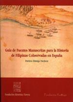Guía de Fuentes Manuscritas-para-la-Historia-de-Filipinas