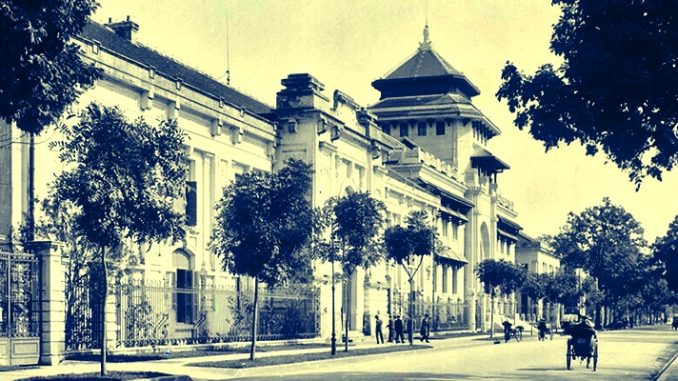 A-Colonial-University-The Indochinese-University-Hanoi -1906-1945-Sara Legrandjacques)