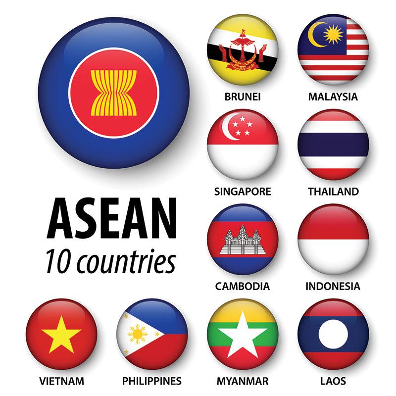 ASEAN 10 KRSEA