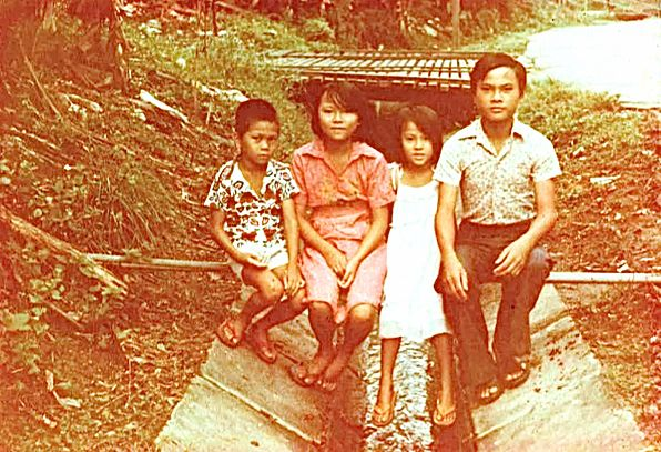 Memories of youth, courtesy of Soh Ah Bee