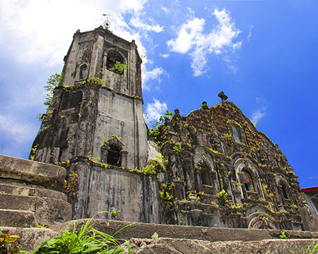 Church of Saint Louis, Bishop of Toulouse, Lucban, Quezon