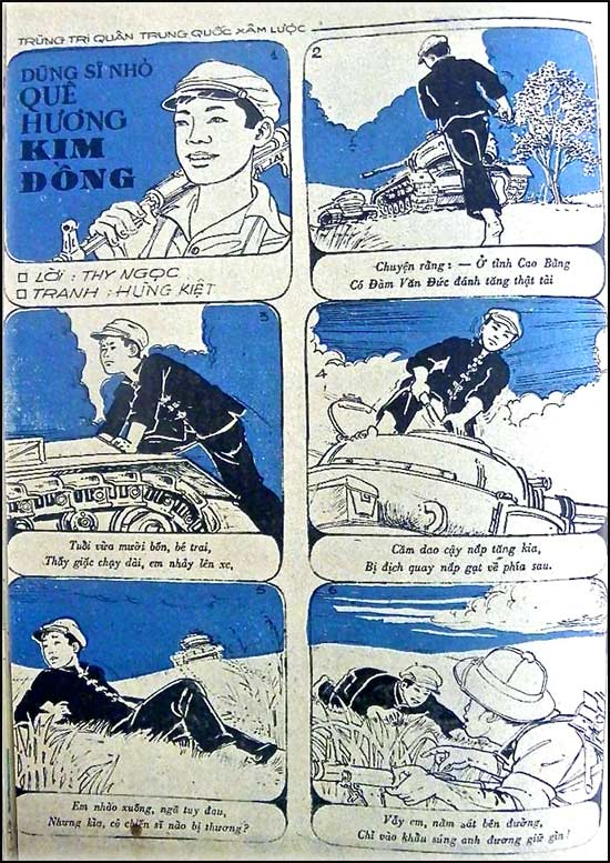 FIGURE 3. A comic by Vo Hung Kiet
