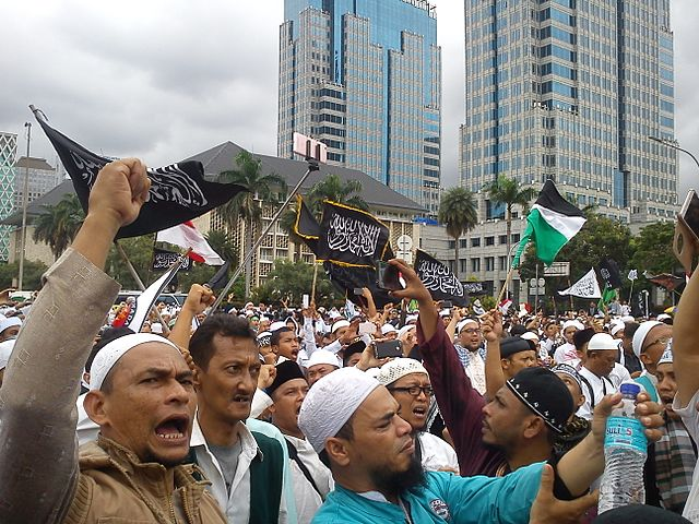 Islamist-protests-against-Basuki