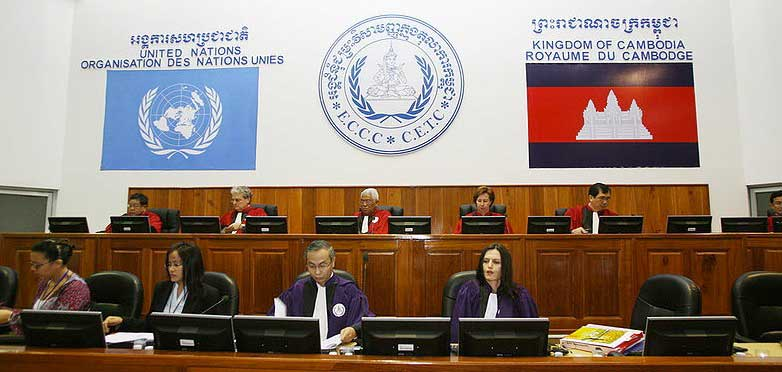 Judicial Chambers, the Extraordinary Chambers in the Courts of Cambodia