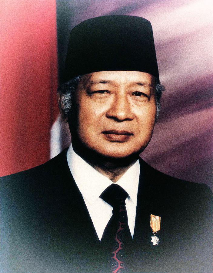 KRSEA Suharto 20 years