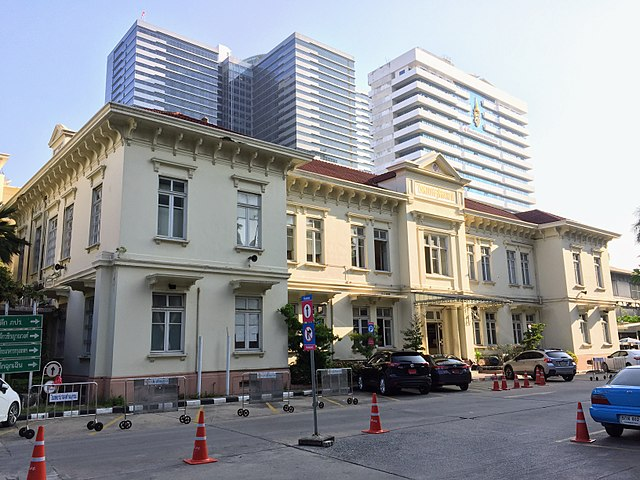 KRSEA King Chulalongkorn Memorial Hospital