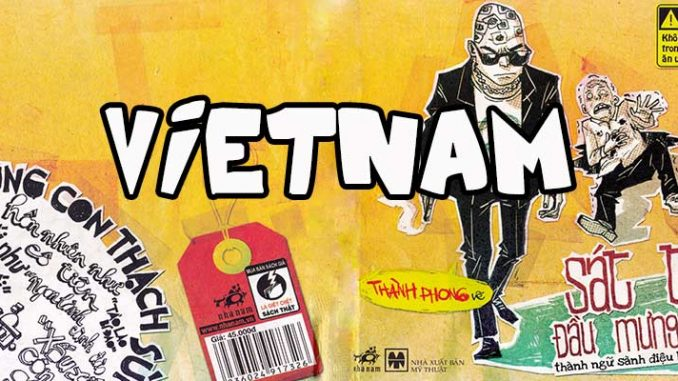 Comics in Vietnam: A Newly Emerging Form of Storytelling