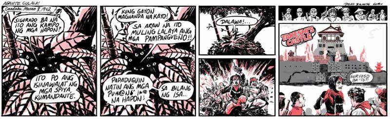Kampilan, Abante Culala!, 2013