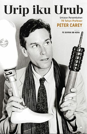 Life is Flame, 70th Anniversary Festschrift for Professor Peter Carey
