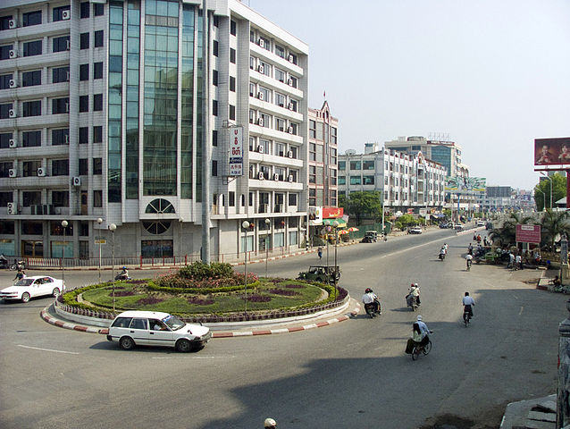 Mandalay continues to be Burma's major trading center, cultural and business networking hub for Burmese Chinese businessmen.