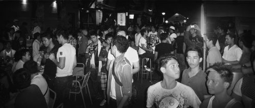 Banner image: Post-Pride March 2010 Party (White Party) on Orosa Street, Manila. Photo by Dennis Corteza