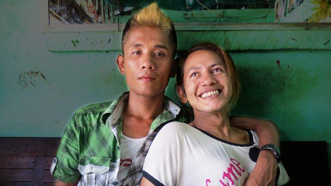 Myanmar sex action