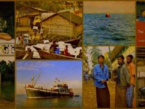 Myanmar-collage