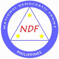 National Democratic Logo Front of the Philippines Peace Talks KRSEA