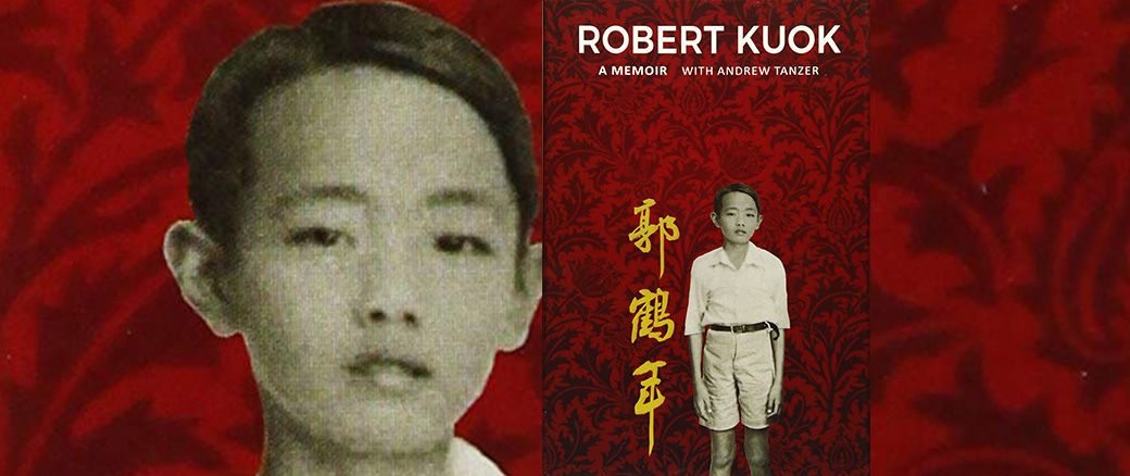 Review– Robert Kuok  A Memoir   Kyoto Review of Southeast Asia