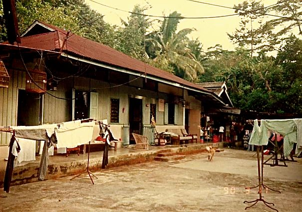 Kampong at Kheam Road Road, courtesy of Koh Geok Khee