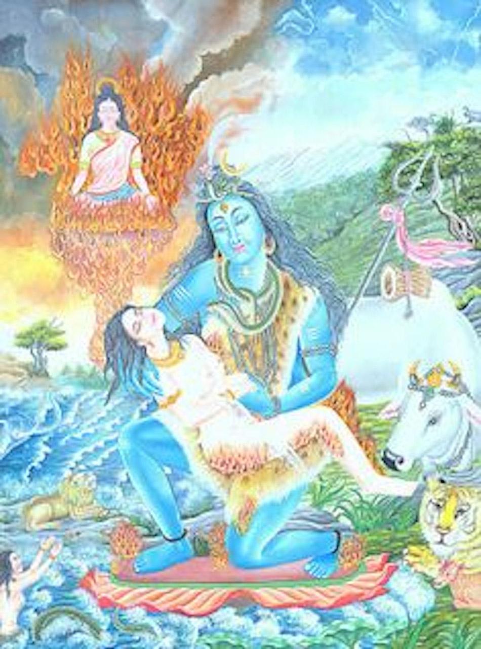 Shiva-Sati