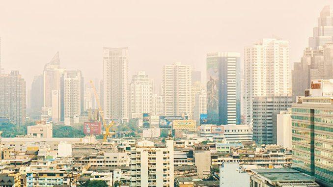 Southeast Asia polluction KRSEA