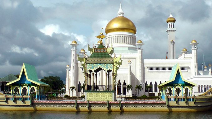 Brunei Darussalam: One of the Richest Countries of the World in 2021
