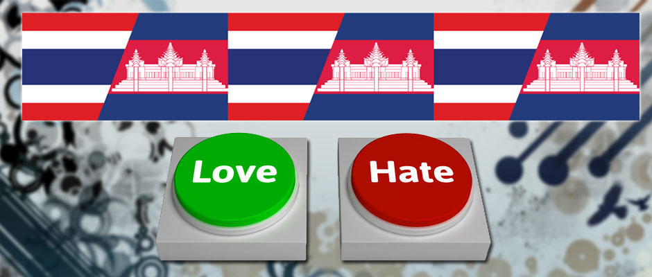 Thailand And Cambodia A Love Relationship