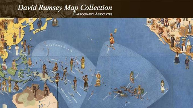 Review: David Rumsey On-line Historic Maps | Kyoto Review of ... on