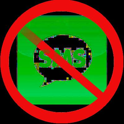 no-sms