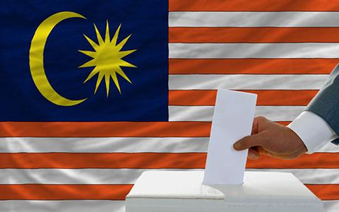 voting-malaysia-flag